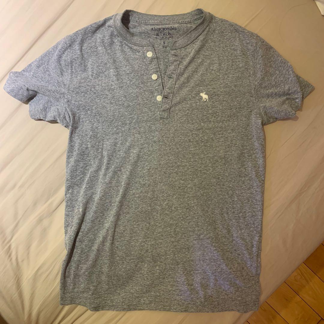 二手A&F 純棉 T-shirt