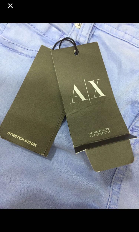 Armani Exchange Stretch Denim