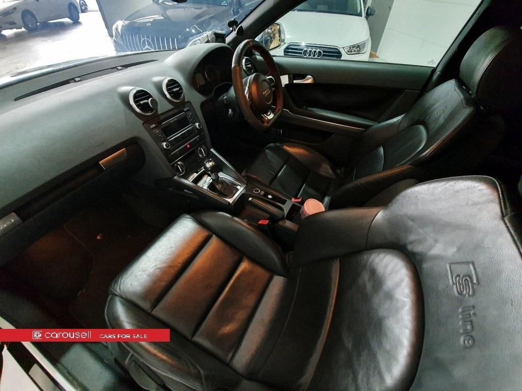 Audi A3 Sportback 2.0A TFSI Quattro S-tronic (COE till 04/2029)