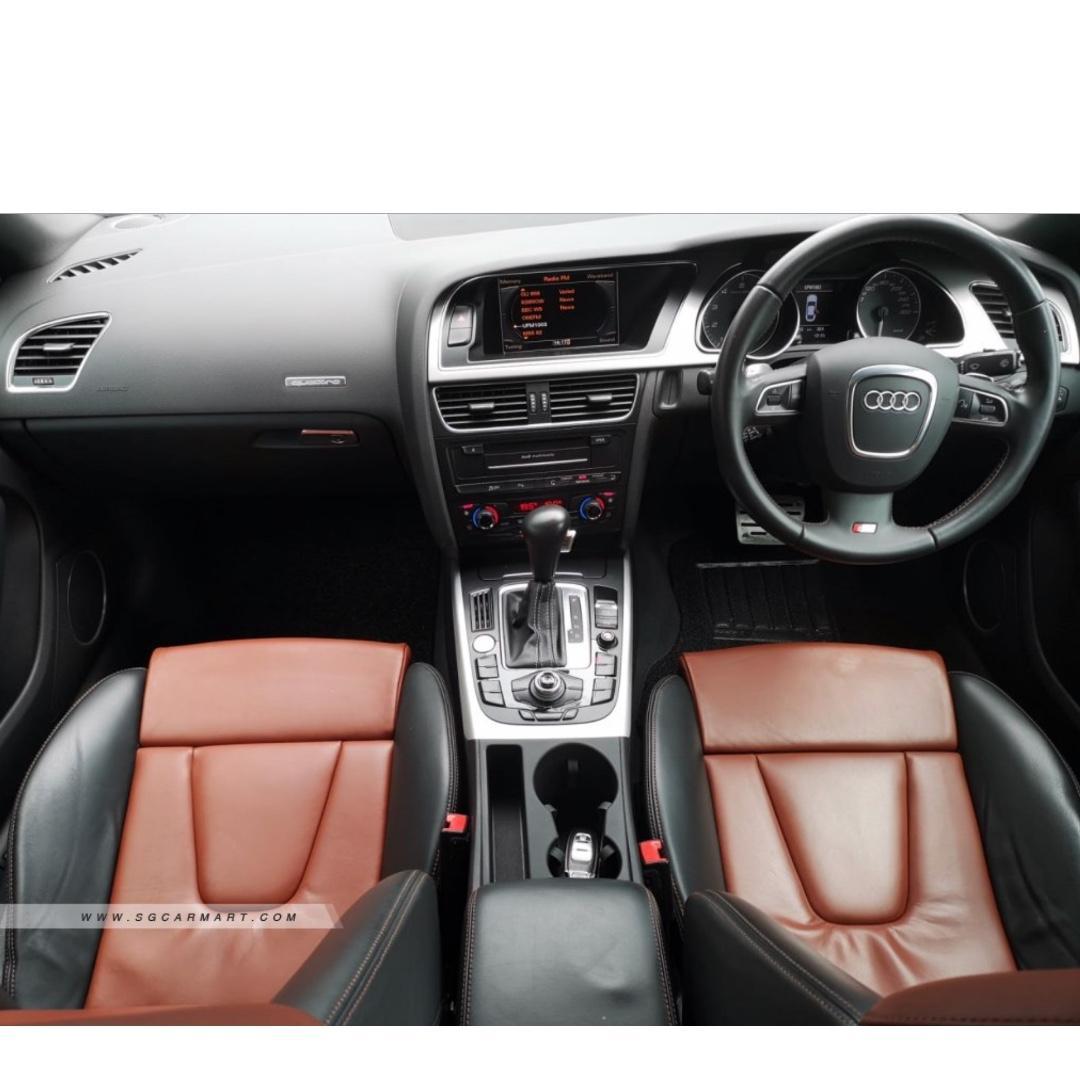 Audi S5 Sportback 3.0 TFSI quattro S tronic 5-Dr Auto