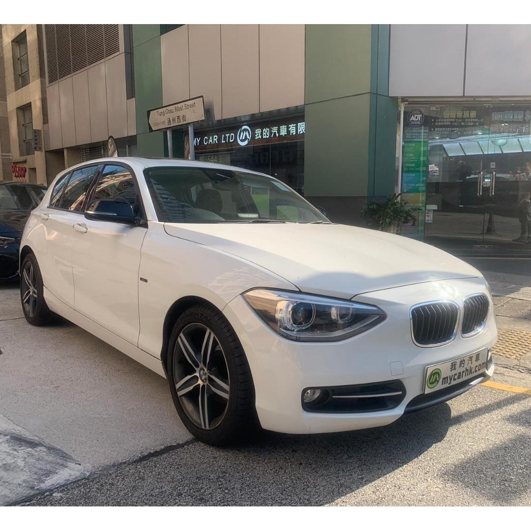 BMW 118I (F20) 2014
