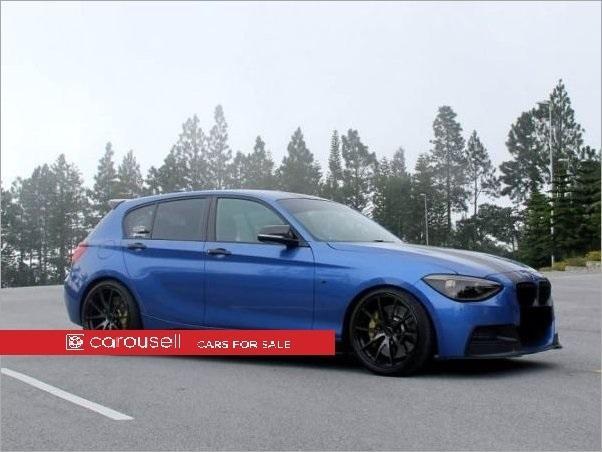 BMW 1 Series 116i M-Sport