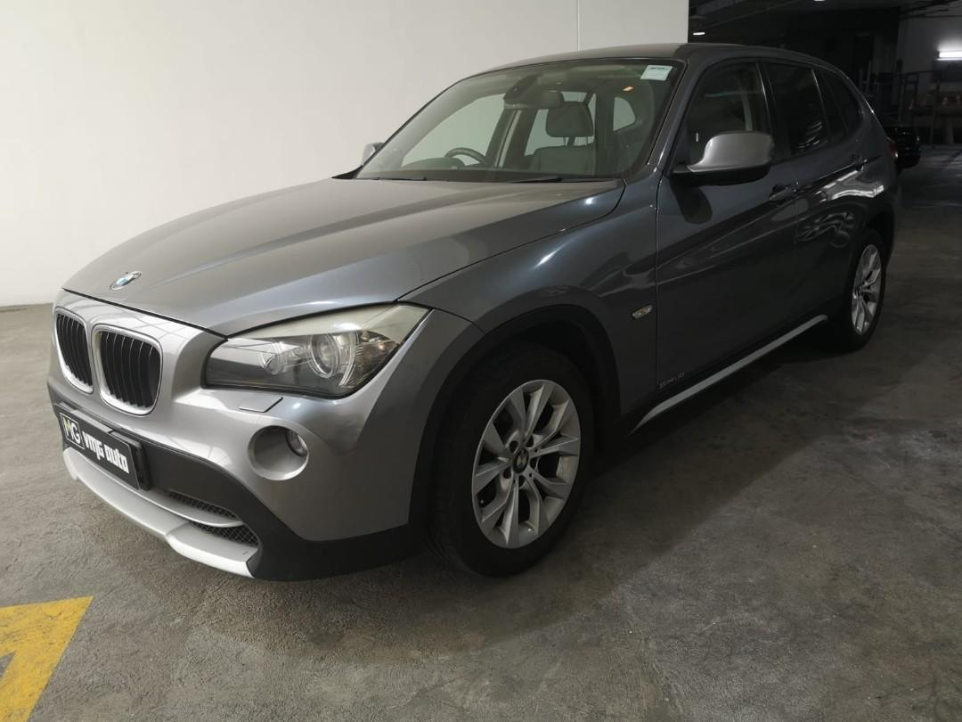 BMW X1 FOR LONG TERM LEASING