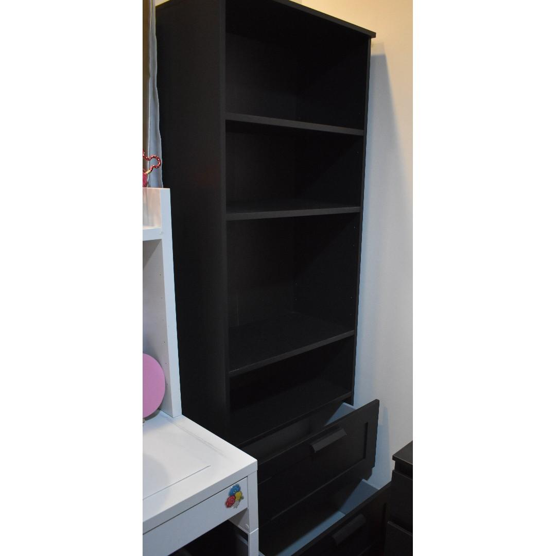 Book Shelf With Drawers Furniture Shelves Drawers On