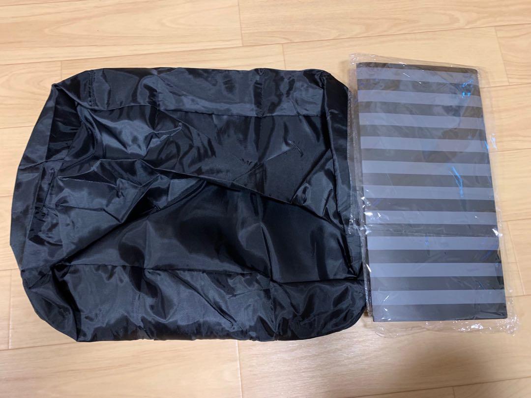 Brand new Agnes b x cosmopolitan laundry bag 旅行袋 實用袋 cosmo travel bag samsonite tumi elle