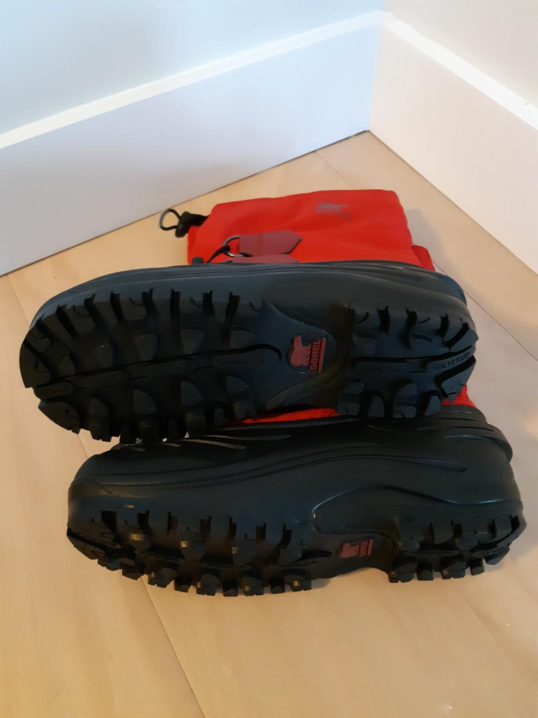 BRAND NEW Sorel Winter / Snow Boots - Size 3 Youth
