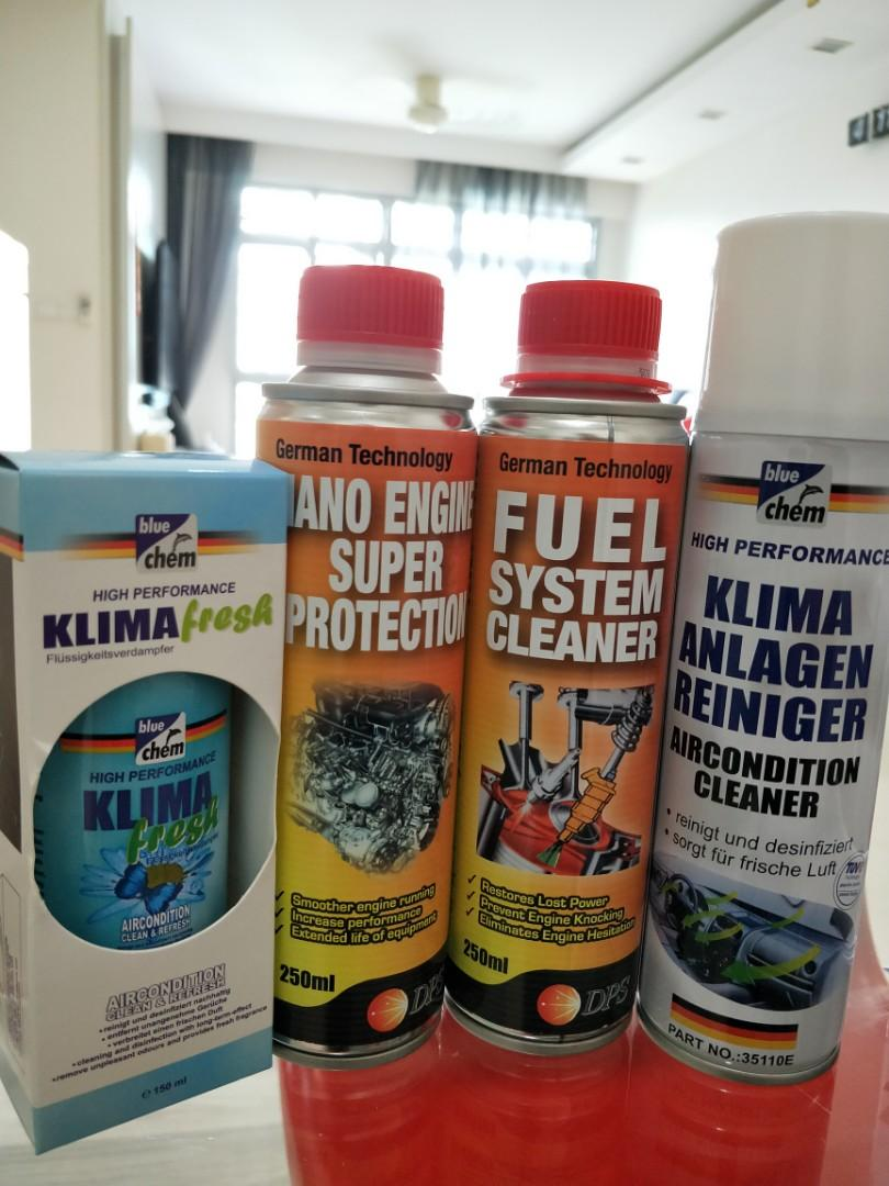 C&C Approved Additive/aircon Package