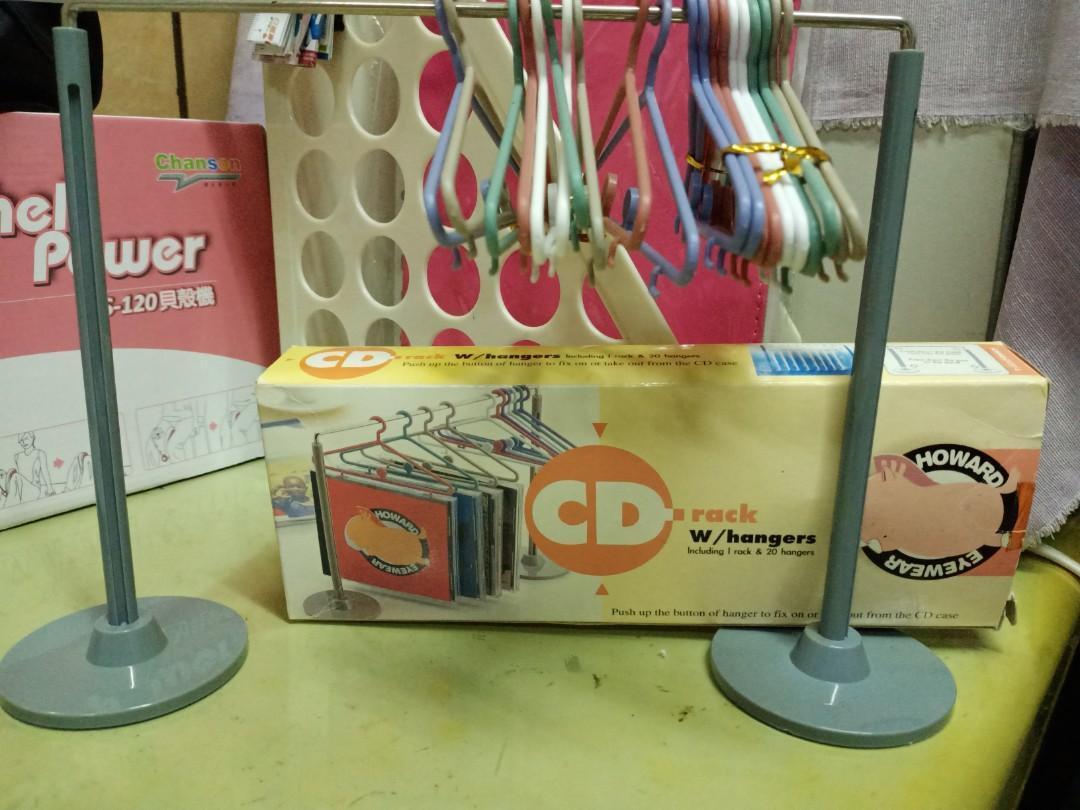 流行CD時的掛架,超Q喜歡的玩家來收藏!(沒怎用過)