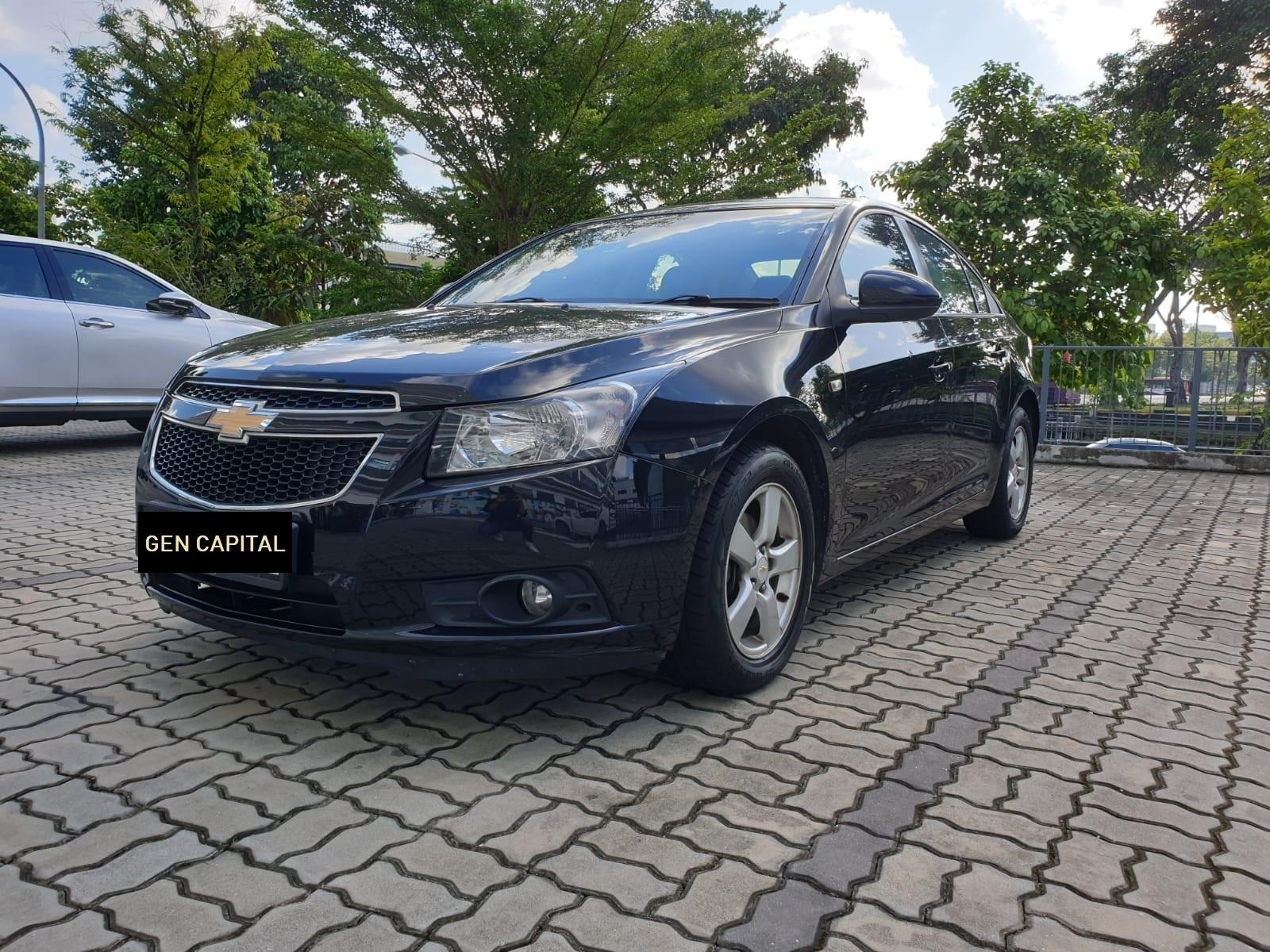 Chevrolet Cruze 1.6A *Best rates, full servicing provided!