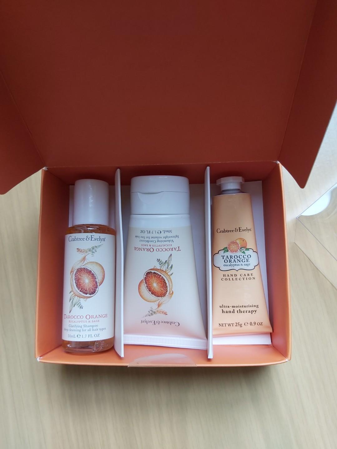 Crabtree & Evelyn  gift set