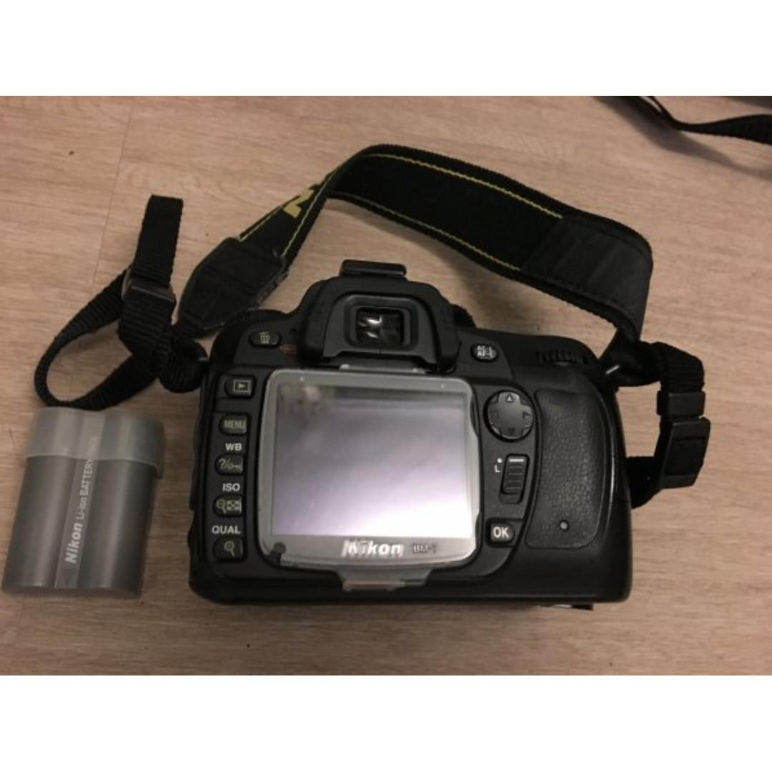 D80 Body for sale