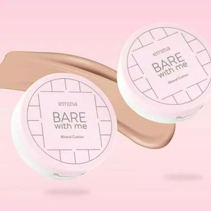 Emina Bare With Me Mineral Cushion