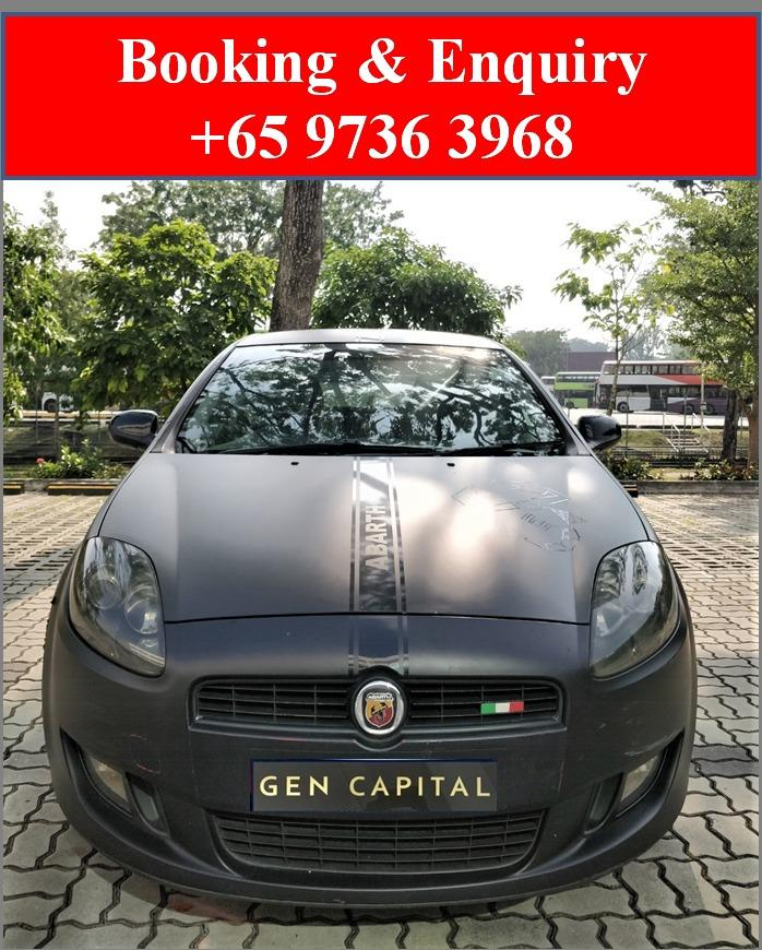 Fiat Bravo 1.4A *Best rates, full servicing provided!