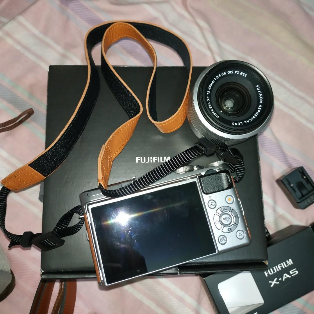 Fujifilm XA2 Second murah