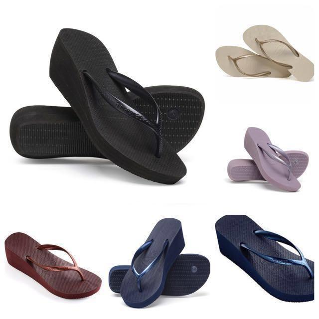best deals on well known authentic quality Havaianas Women's High Fashion Heels/ Wedges Sale! - LOWEST PRICE ...