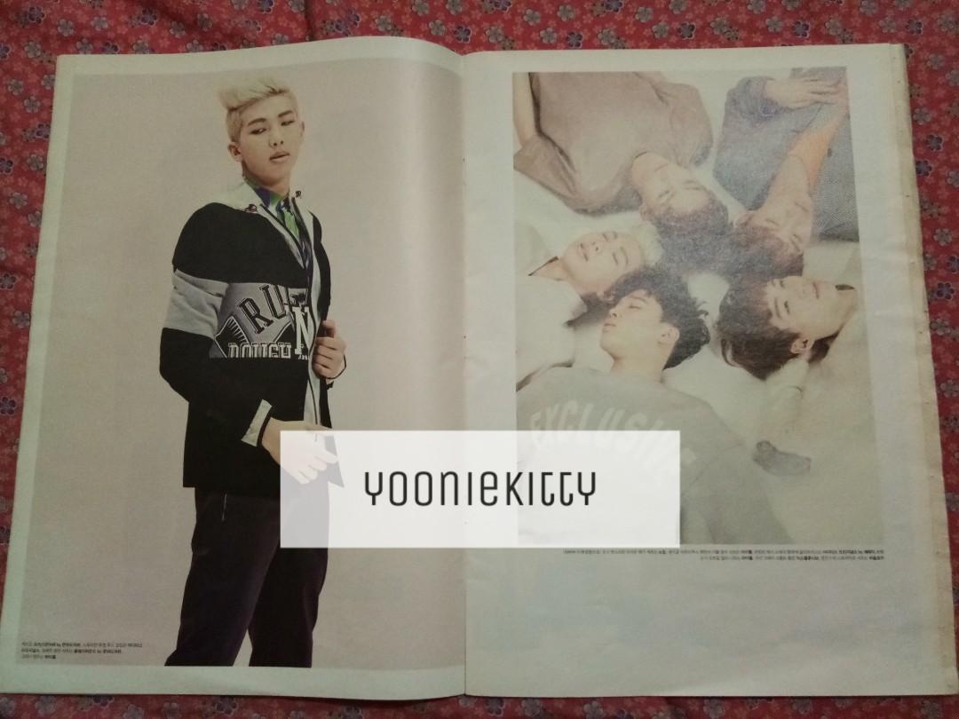[WTS] HIGH CUT Magazine Vol. 120 (Feb 20~March 5, 2014)