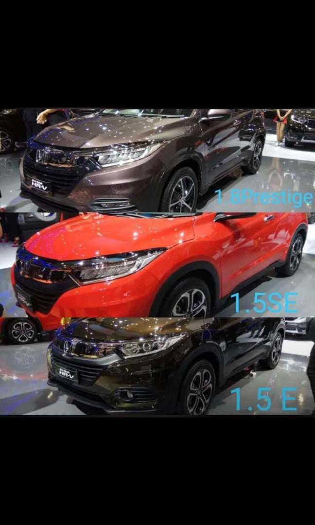 Honda HRV all tipe, Special Promo Loyalist dan Dp Murah