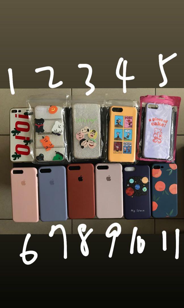 iphone 7 plus 手機殼大出清‼️
