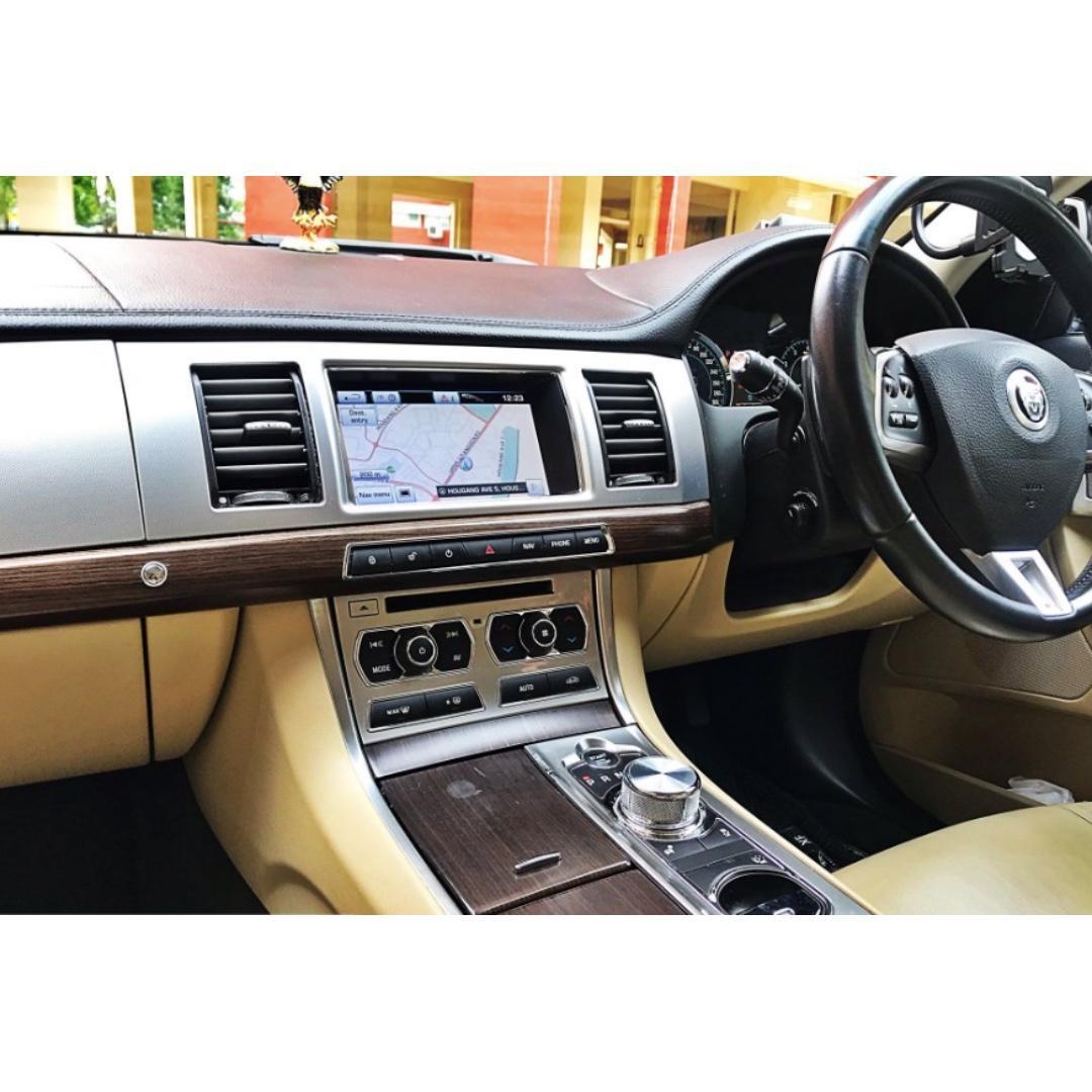 Jaguar XF 3.0 V6 Luxury Auto