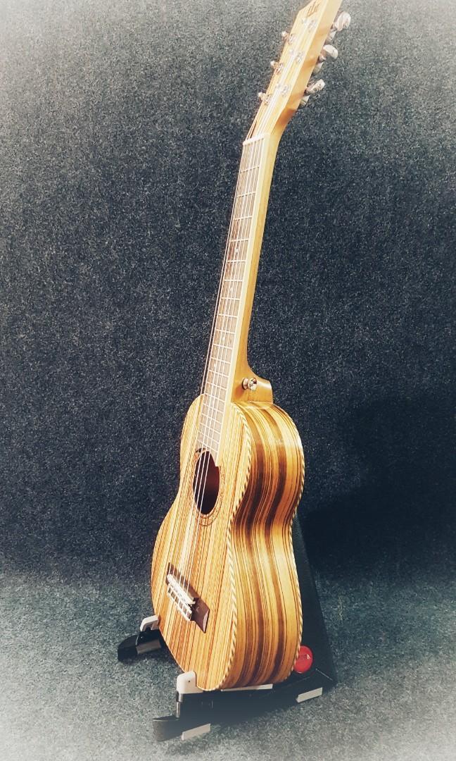 """JLX Guitalele 28"""" Nylon String"""