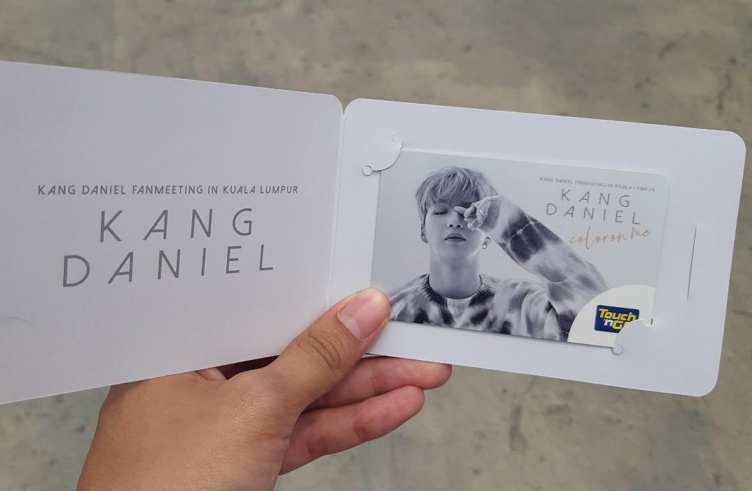 [WTB] Kang Daniel - TNGO [COLOR ON ME KANG DANIEL FM IN KL]