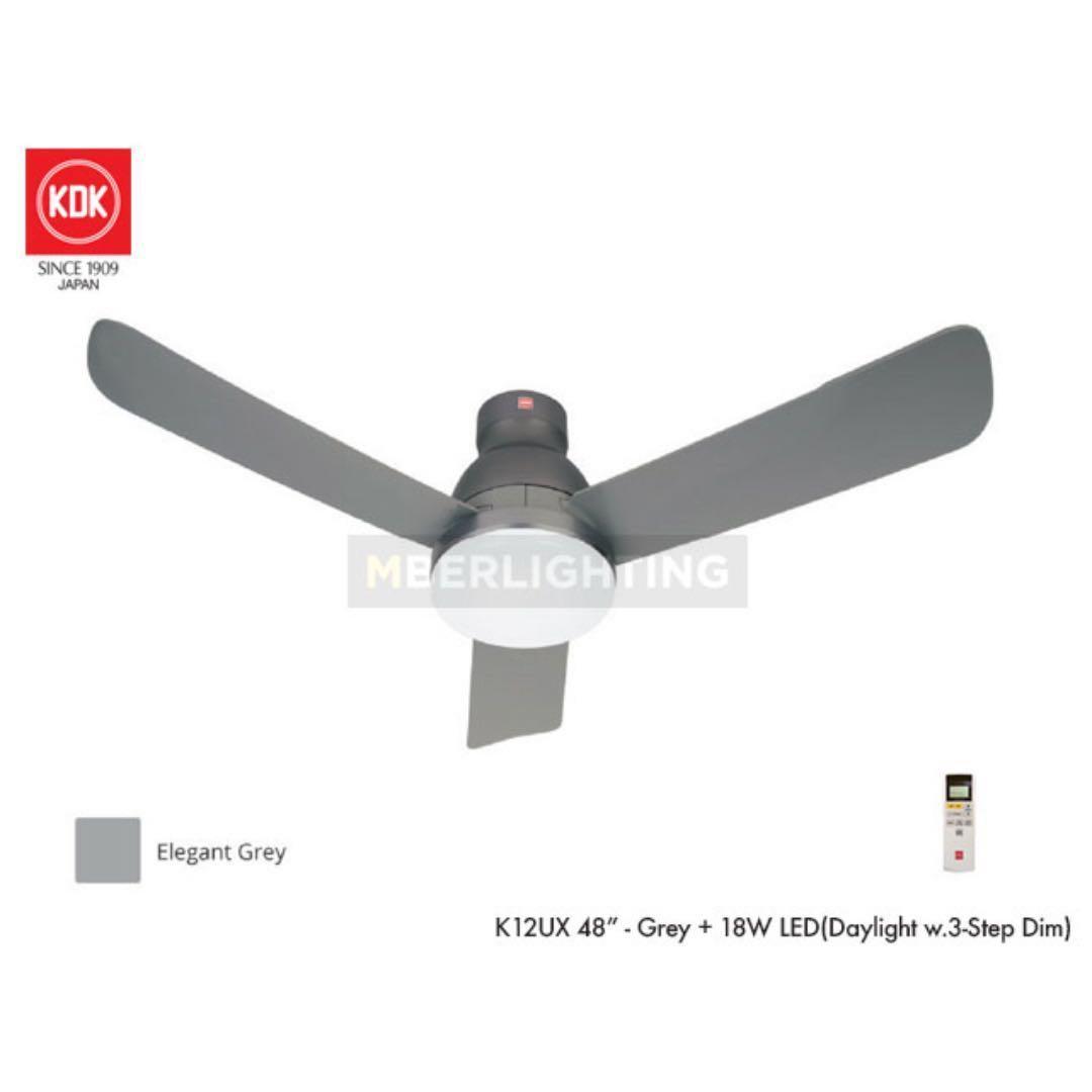 """KDK K15UW 60"""" Ceiling Fan"""