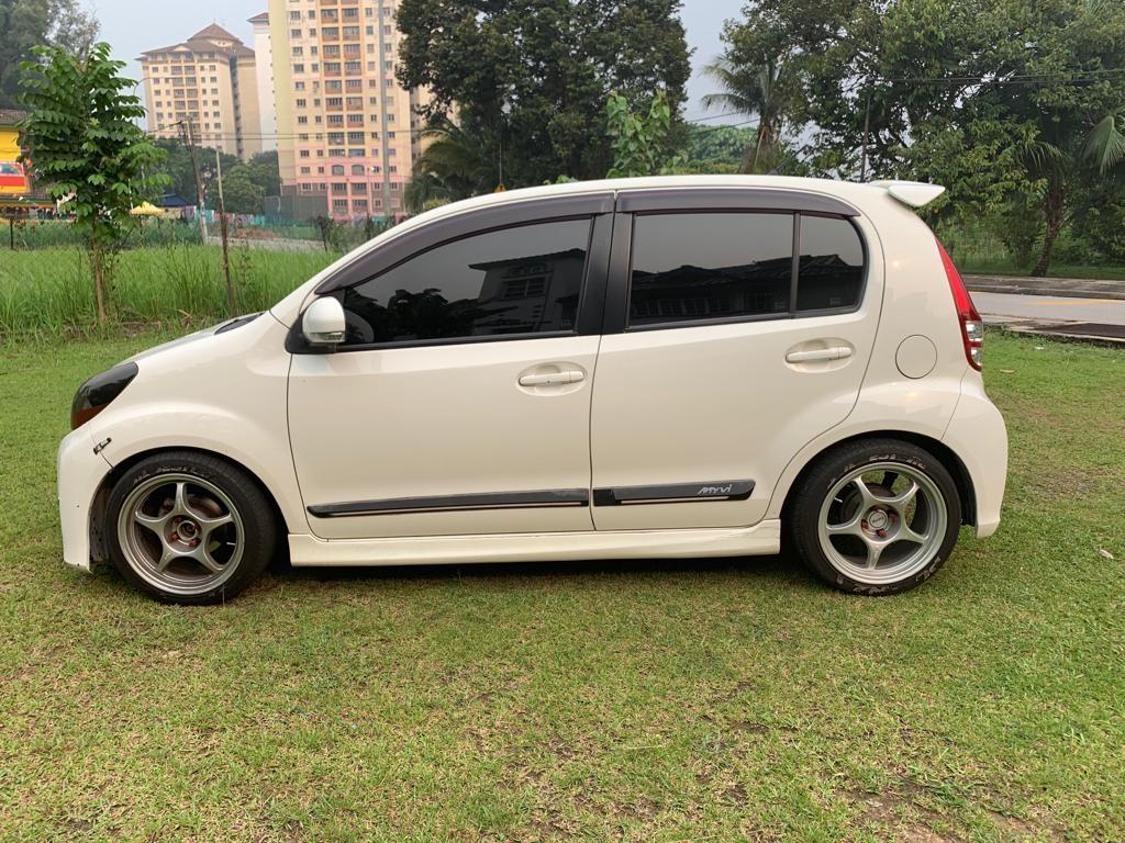 Loan untuk Perodua Myvi 1.5 (a)years 2013