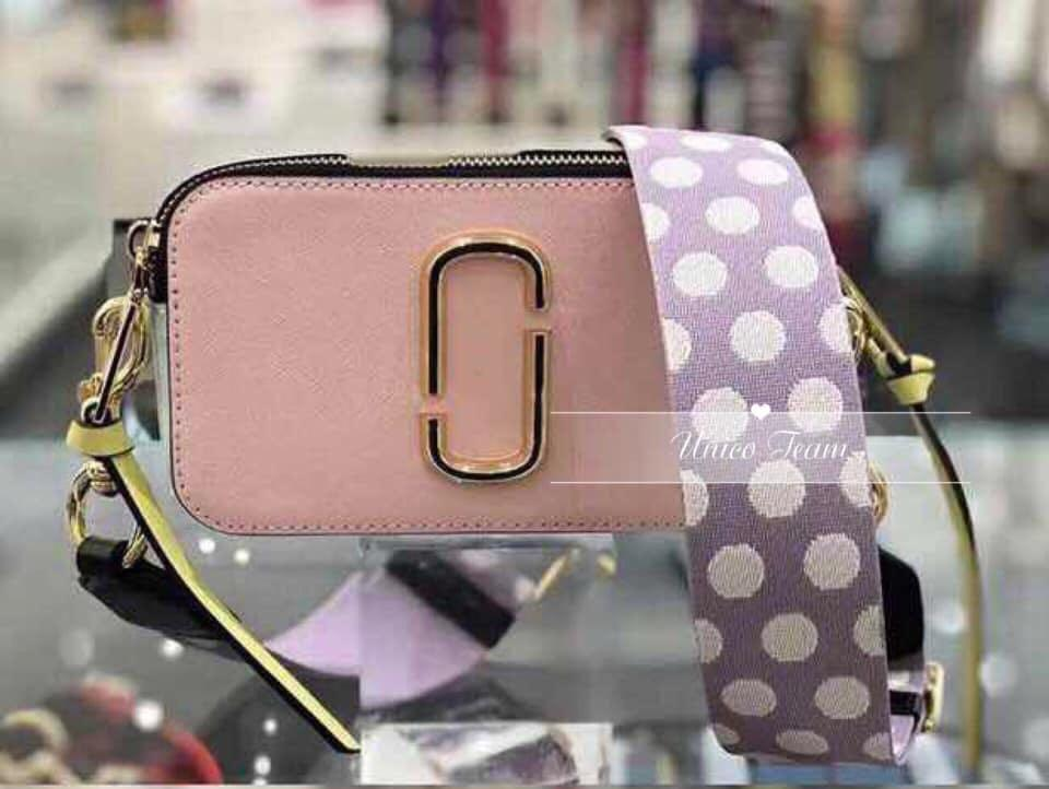 Marc Jacobs Snapshot Small Camera Bag 2019 New (5 colours)