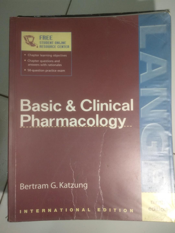 Medical Pharmacy book