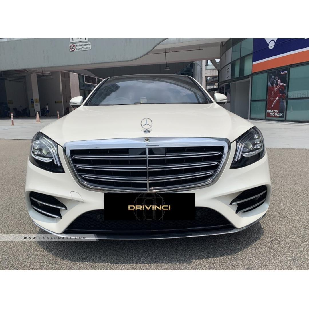 Mercedes-Benz S500 Auto