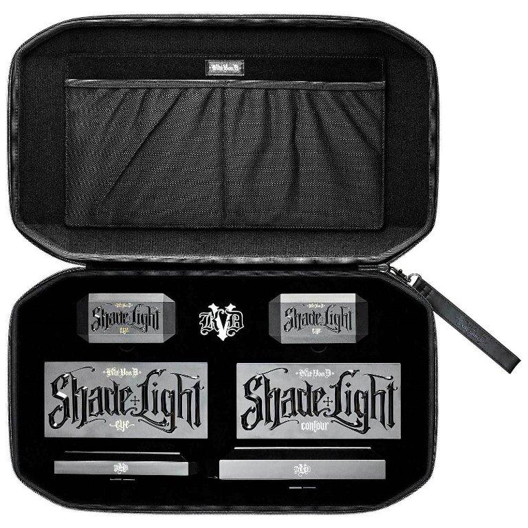 NEW RARE Kat Von D Shade + Light Obsession Collector's Edition Set Signed Vault