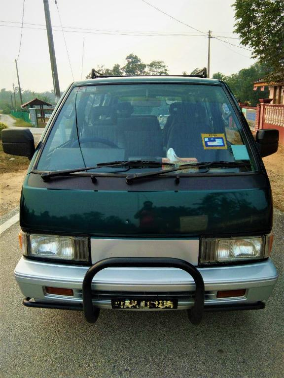 Nissan Vanette 1.5 (M) -Window Van-