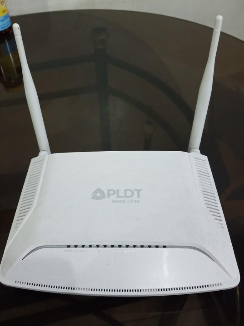 Pldt Home Fiber Wifi Router Electronics Others On Carousell