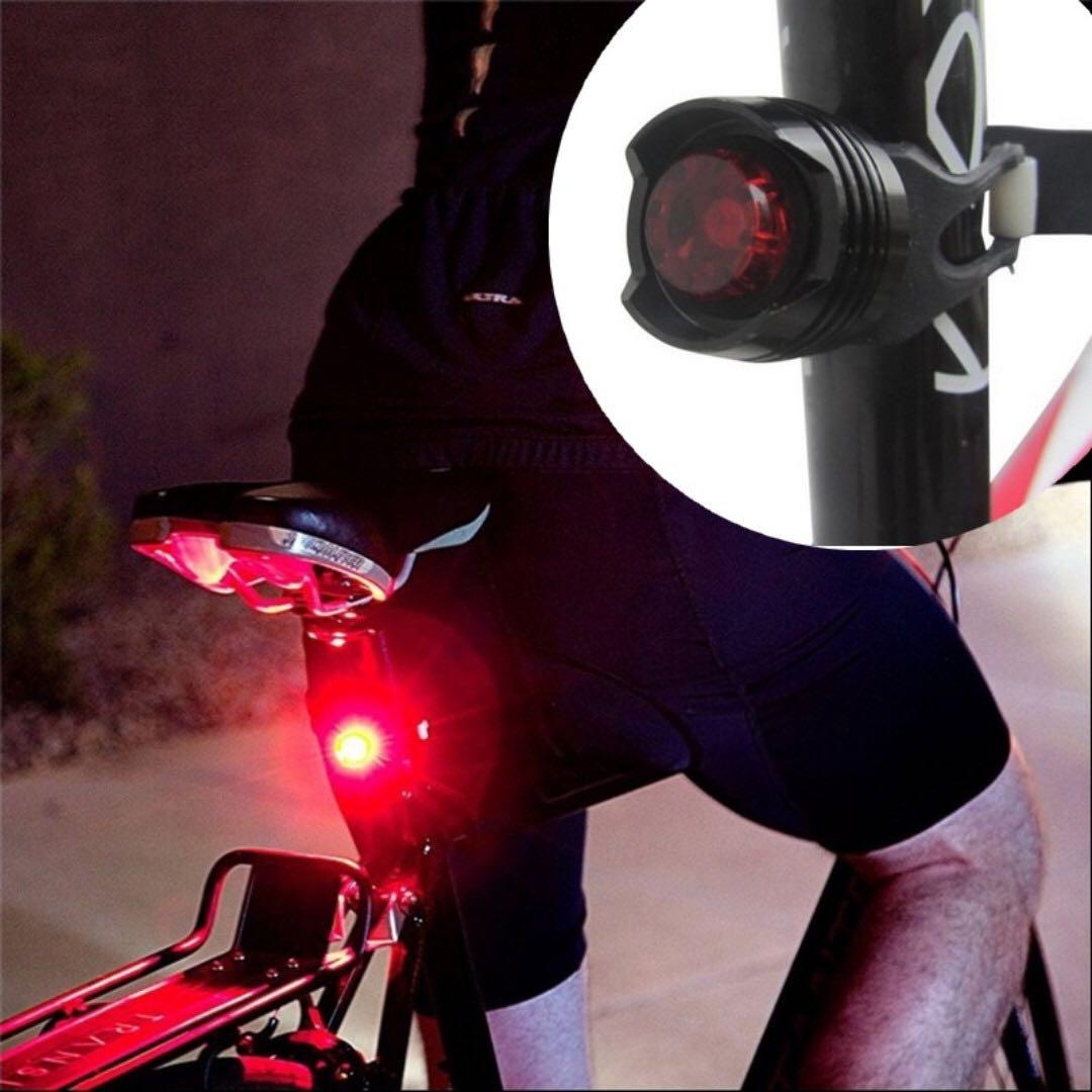 Rear Light Tail light Back Light Bicycle eBike escooter Scooter