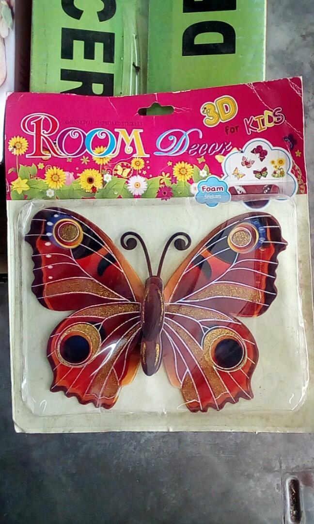 Room sticker