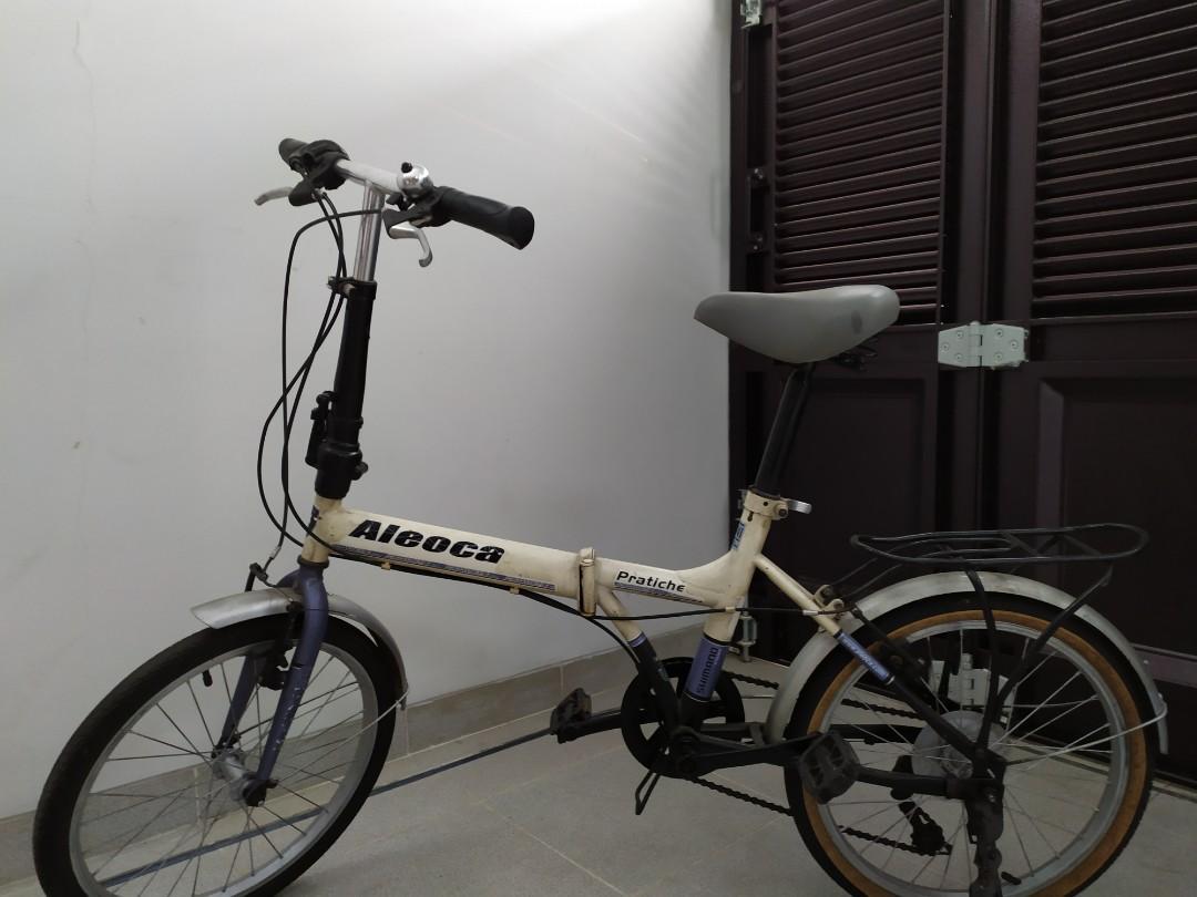 Sepeda Lipat aleoca pratiche