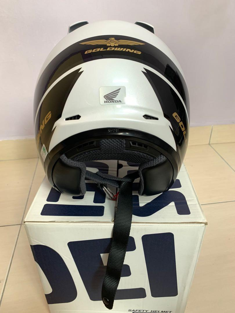 Shoei Goldwing white (Original NOS)