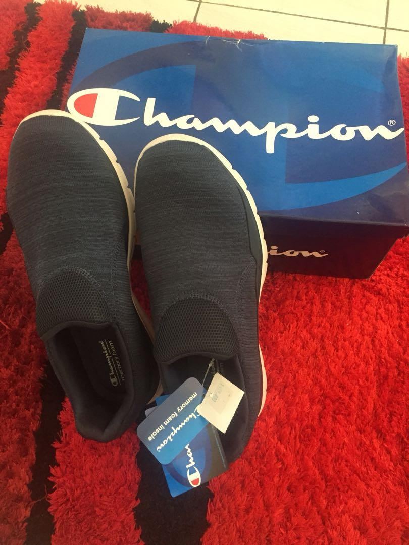 Slip on champions ori
