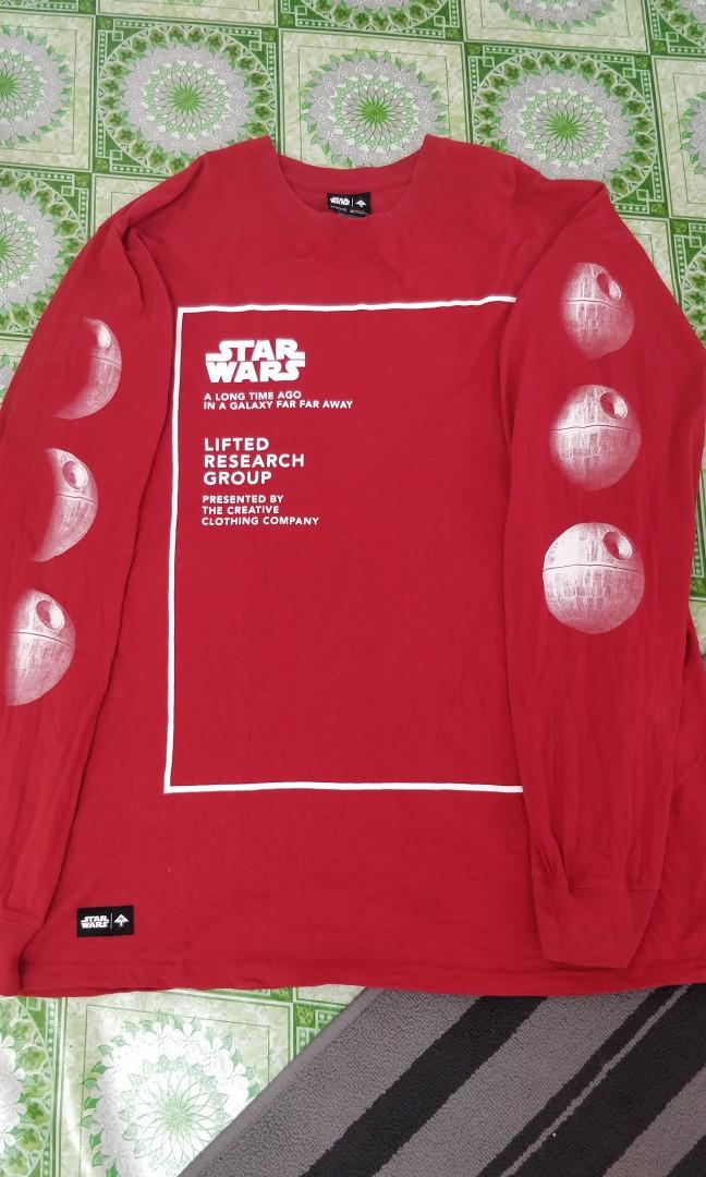 Star wars Longsleeves shirt