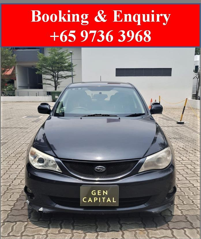 Subaru Impreza 1.5A *Best rates, full servicing provided!