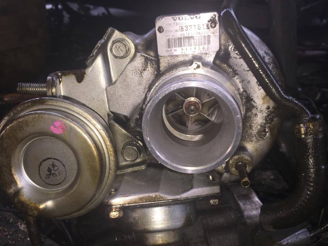 Turbo TD4H VOLVO
