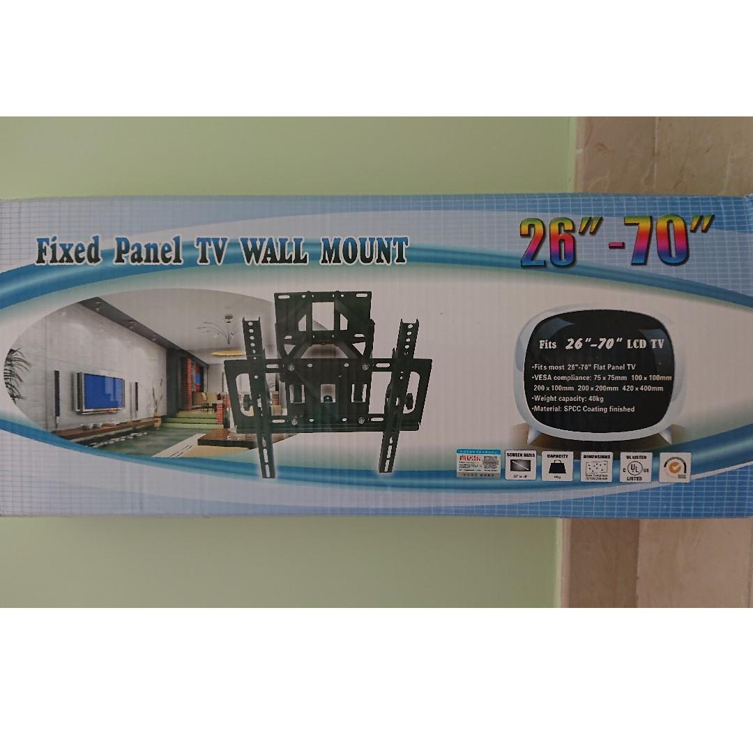 Universal TV WALL mount KIT
