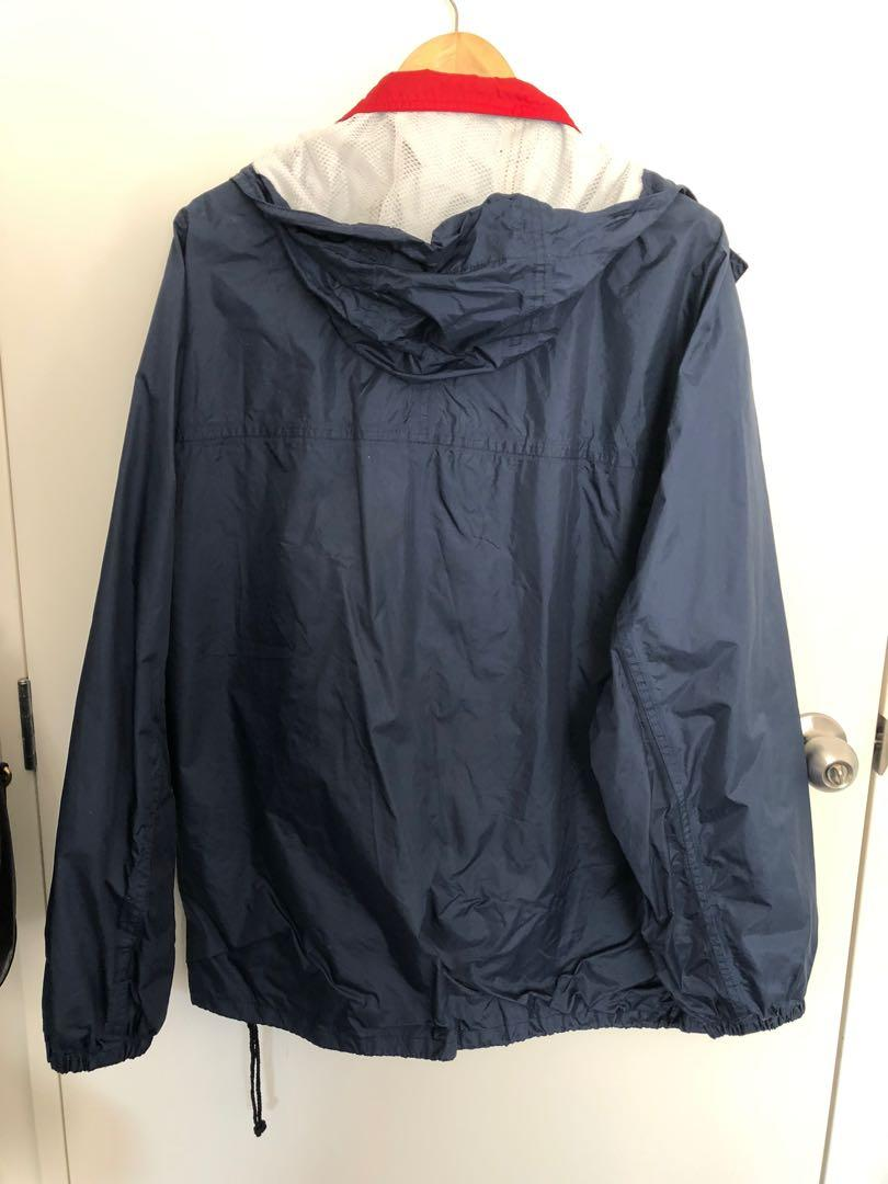 Vintage Global Sportswear Rain Jacket (Fits up to Size 20/22)