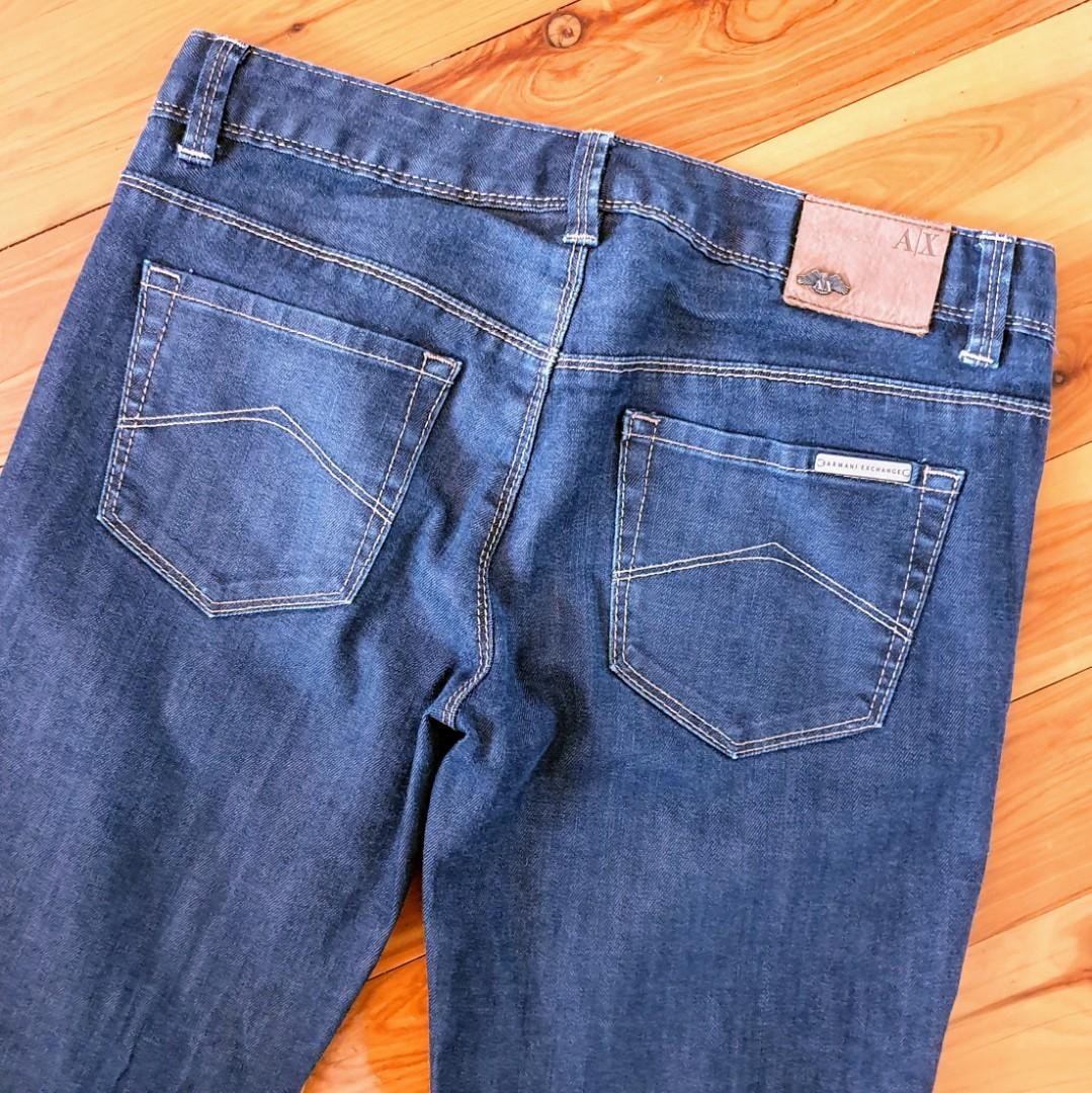Women's size 2 'A/X ARMANI EXCHANGE' Gorgeous denim J11 skinny jeans - AS NEW