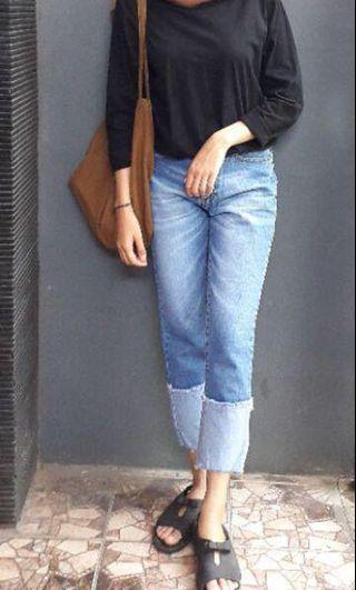 Foldie jeans