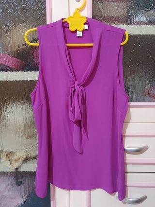 Forever21 Purple Top