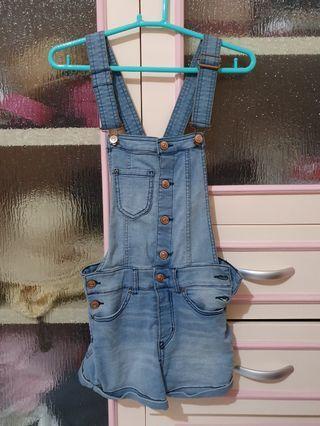 H&M Romper Jeans