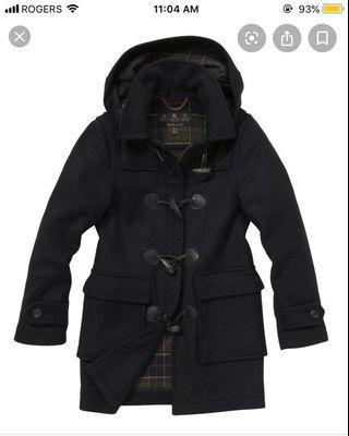 Barbour Women's Wool Toggle Coat