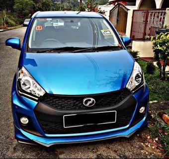 Perodua Myvi 1.5 SE SAM-BUNG BAYAR