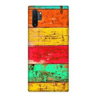 Retro Samsung Galaxy Note 10 Plus / Pro Custom Hard Case
